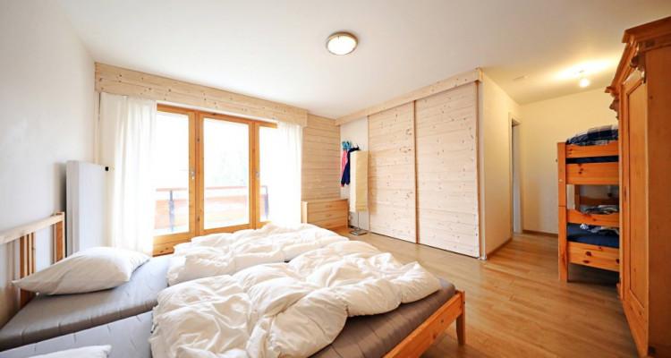 Magnifique appart 4,5 p / 3 chambres / 2 SDB / balcon avec vue image 4