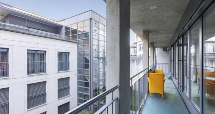 Magnifique grand appartement de 4.5 pièces en PPE rénové image 2