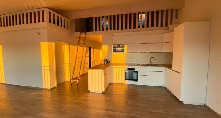 Appartement NEUF de 3.5 pièces avec grande mezzanine + vue panoramique image 2