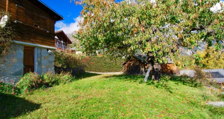 Chalet mitoyen à rénover au Mayens-de-Chamoson avec une magnifique vue  image 7