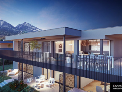 Exclusivité! Clos de Vinseau à Fully: Appartement avec jardin à vendre image 1