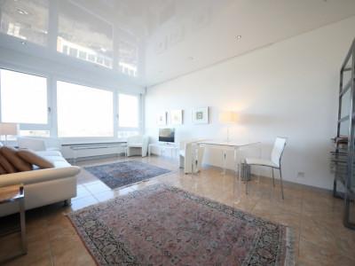 Splendide 3 pièces meublé avec balcon - 1 chambre - 1SDB image 1