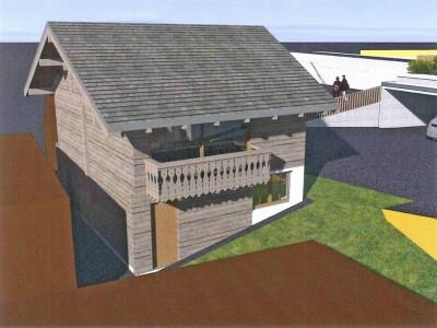 FOTI IMMO - Magnifique chalet de 3,5 pièces avec balcon. image 1