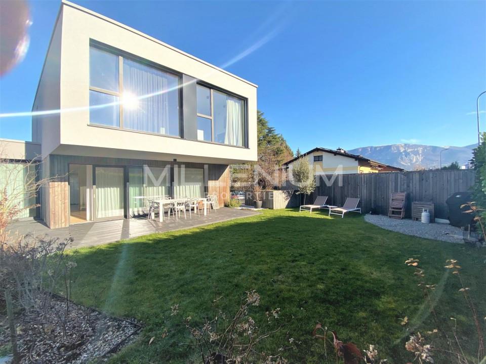 Belle Maison Moderne De 6 P A Plan Les Ouates 6 Pieces 190 M2 A Plan Les Ouates