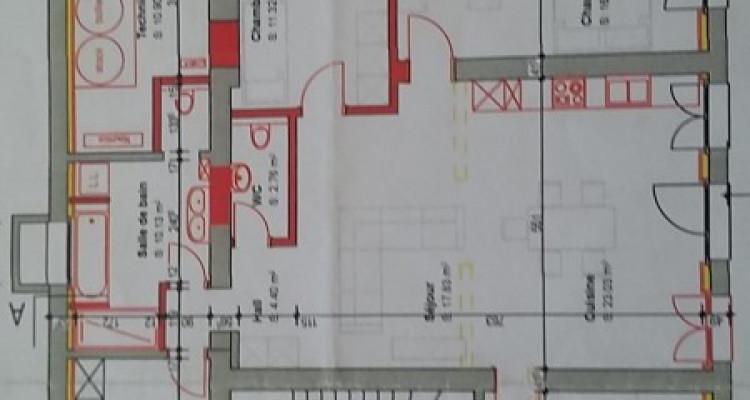 Splendide 4,5 pièces / 3 chambres / Balcon / 2SDB image 13