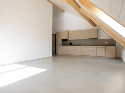 Magnifique 3,5p + mezzanine // 2 chambres // 2 SDB // Balcon - Vue  image 1