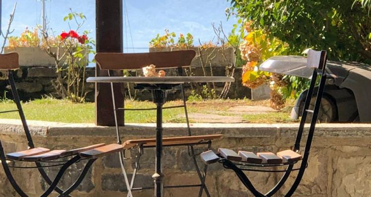 FOTI IMMO - Joli studio avec terrasse privée au bord du lac ! image 5