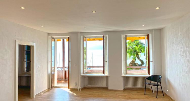 Bel appartement de 2,5 pièces avec vue splendide sur le lac ! image 4