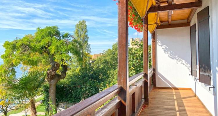 Bel appartement de 2,5 pièces avec vue splendide sur le lac ! image 6
