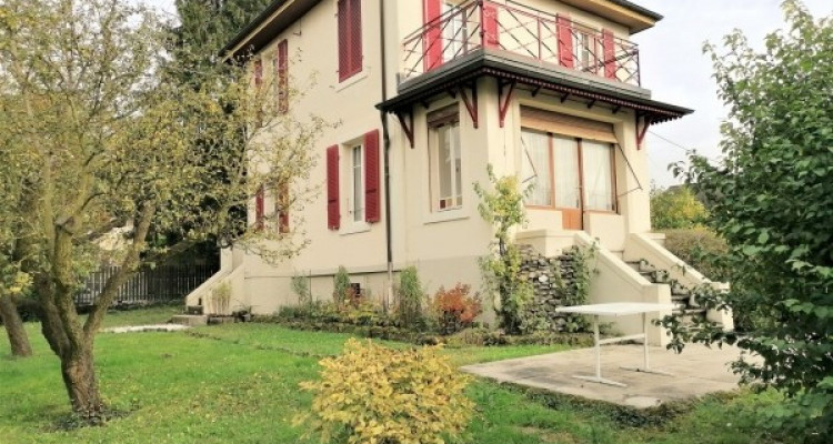 Villa individuelle meublée proche de Balexert image 1