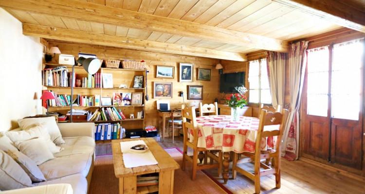 Superbe maison meublée 4,5 pièces / 3 chambres / Les Marécottes image 1