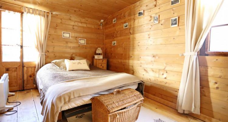 Superbe maison meublée 4,5 pièces / 3 chambres / Les Marécottes image 3