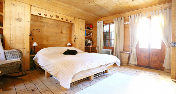 Superbe maison meublée 4,5 pièces / 3 chambres / Les Marécottes image 5