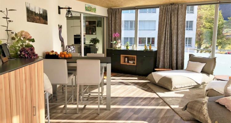 C-Service vous propose un appartement coup de coeur de 2.5 pces image 4
