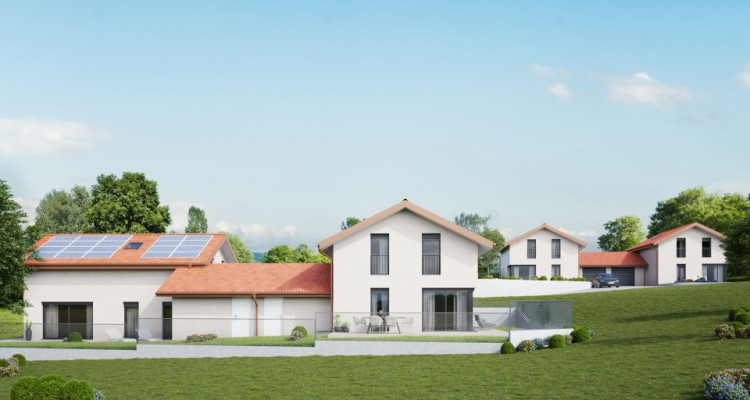 Dernière villa de 5,5 pièces à 10 minutes d'Yverdon pour moins de Fr. 1300.- par mois (intérêts-amortissement et entretien compris)* image 2