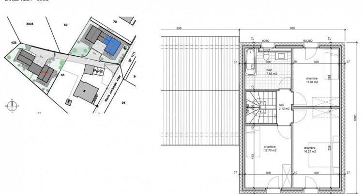 Dernière villa de 5,5 pièces à 10 minutes d'Yverdon pour moins de Fr. 1300.- par mois (intérêts-amortissement et entretien compris)* image 12
