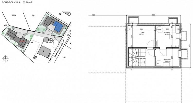 Dernière villa de 5,5 pièces à 10 minutes d'Yverdon pour moins de Fr. 1300.- par mois (intérêts-amortissement et entretien compris)* image 13