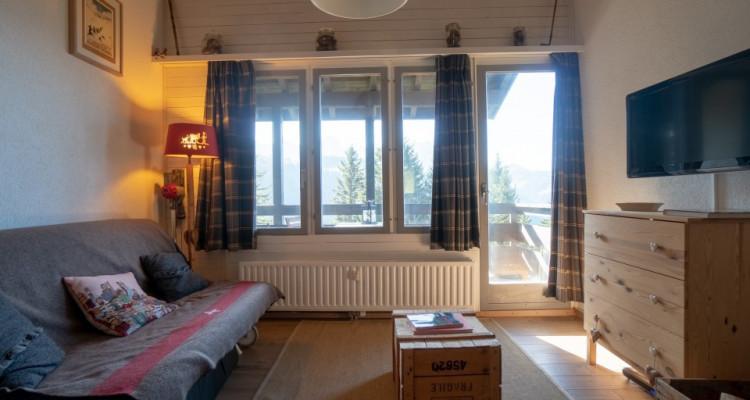 Home Story vous propose un magnifique 2 pièces en duplex à 150m de la liste de ski image 2