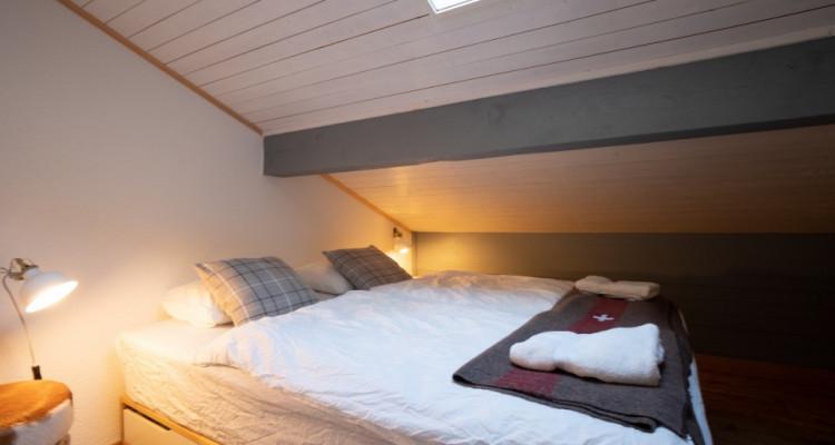 Home Story vous propose un magnifique 2 pièces en duplex à 150m de la liste de ski image 3