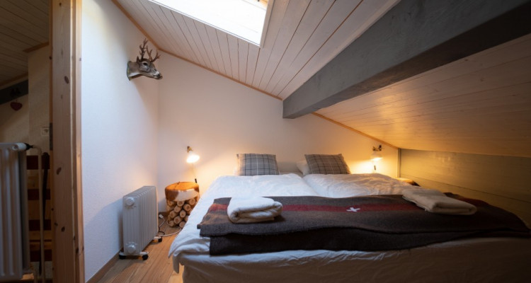 Home Story vous propose un magnifique 2 pièces en duplex à 150m de la liste de ski image 4