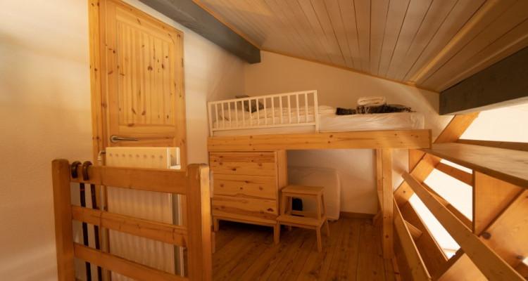 Home Story vous propose un magnifique 2 pièces en duplex à 150m de la liste de ski image 5