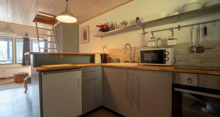 Home Story vous propose un magnifique 2 pièces en duplex à 150m de la liste de ski image 6